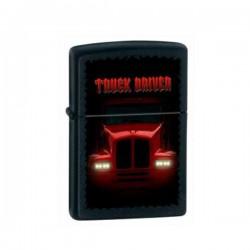 Zippo truck driver