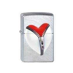 Zippo zip heart 810662