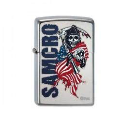 Zippo Sons of Anarchy logo