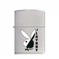Zippo Playboy black and white