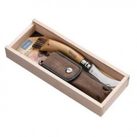 Plumier couteau champignon Opinel N°8