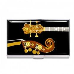 Porte cartes acme four strings par Stanley Clarke