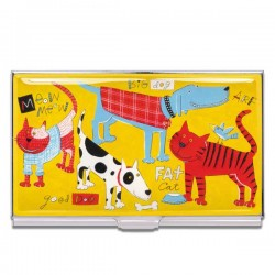 Porte cartes de visite ACME Cats et dog