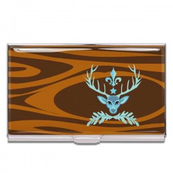 Porte cartes acme deer prudence