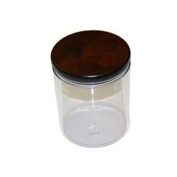 Pot à tabac plexi D200