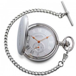 Montre de poche Dalvey White Orange