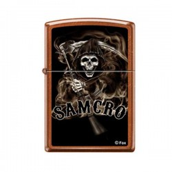 Zippo Sons Of Anarchy Toffy