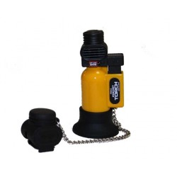Briquet Prince pocket torch jaune