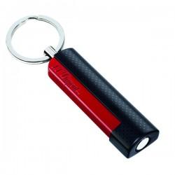 Coupe cigares emporte piéce ST Dupont noir mat et rouge