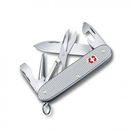 Couteau Victorinox Pioneer Alox gris