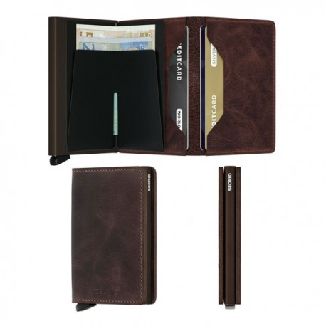 Porte cartes Slimwallet Secrid amazon