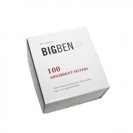 Filtres 9mm Big Ben