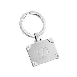 Porte-clés mallette brossée