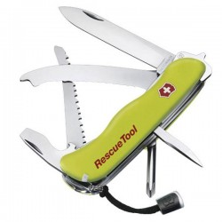 Couteau Victorinox Rescue Tool fluo