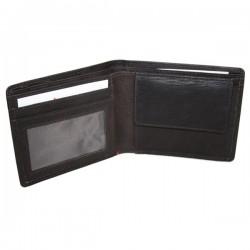 Porte-cartes Zippo cuir
