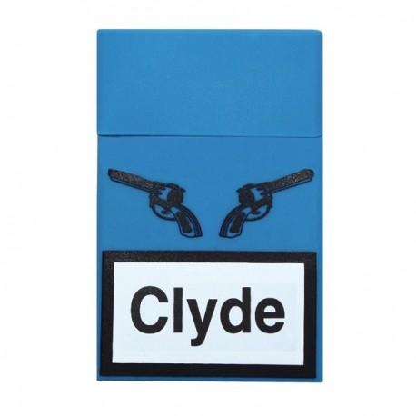 Etui silicone pour paquets de cigarettes longue