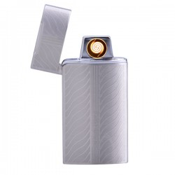 Briquet USB Silver Match chigwell