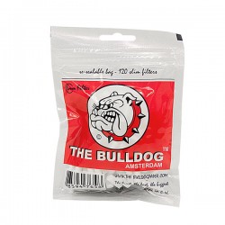 Filtrtes slim 6mm The Bulldog Amsterdam