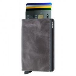 Porte cartes Slimwallet Secrid vintage