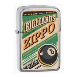 Zippo 1941 décor Billard