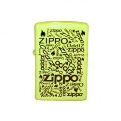 Zippo Logo Jaune