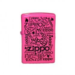 Zippo Logo rose