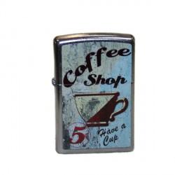 Zippo Coffee Shop