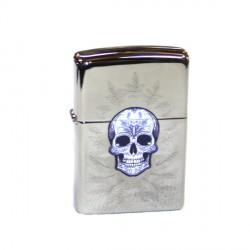 Zippo décorative Skull