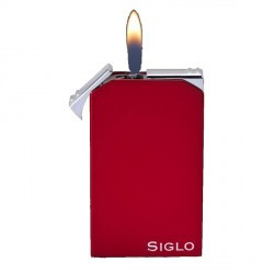 Briquet Siglo Twin Flames
