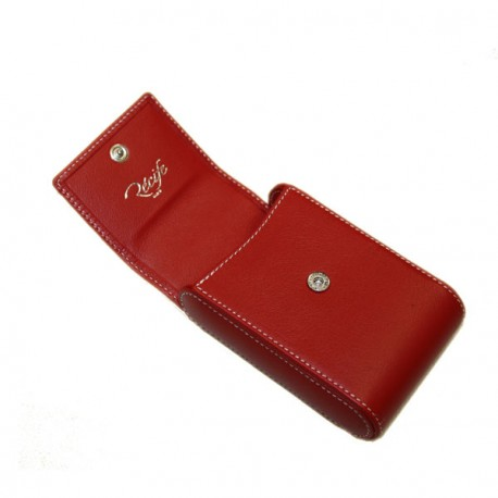 Etui pour paquet de cigarettes Chesterfield Culture rouge