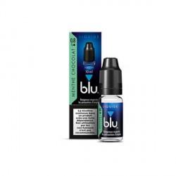 E-Liquide Blu menthe chocolat