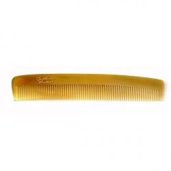 Peigne à barbe courte  corne véritable