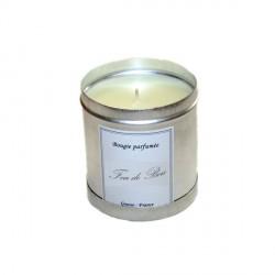Bougie Parfumée Feu De Bois anti-odeurs 240gr
