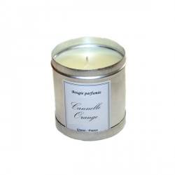 Bougie Parfumée Cannelle Orange anti-odeurs 240gr