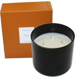 Bougie Parfumée Cèdre anti-odeurs 1500gr