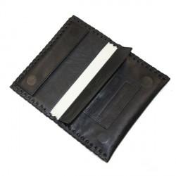 Blague à tabac Lubinski IT 637 Black Stitch