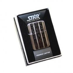 Briquet Star Décor relief
