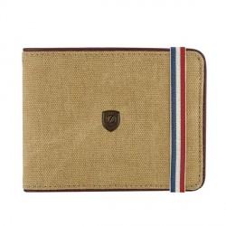 Porte billets cartes de crédit Iconic Beige ST Dupont