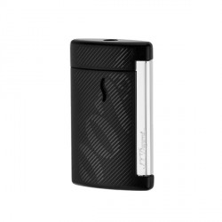 Briquet minijet St Dupont James Bond  007 Noir