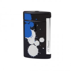 Briquet ST Dupont minijet Splash Black