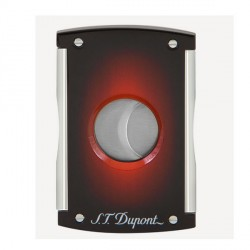 Coupe cigare ST Dupont maxijet Sunburst rouge