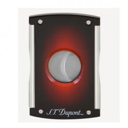 Coupe cigare ST Dupont maxijet Sunburst rouge