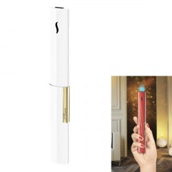 Allume-Bougie S.T Dupont The Wand Blanc-Or