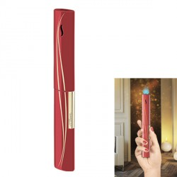 Allume-Bougie S.T Dupont The Wand Rouge-Or