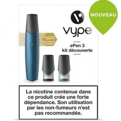 Cigarette Vype ePen 3 vPro Bleu