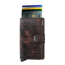 Porte cartes Miniwallet Secrid Dutch Martin
