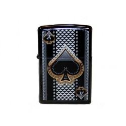 Zippo ace of spades 50 80z920