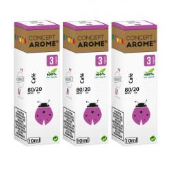 E-liqude Conceptarome Café 30 ml