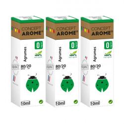 E-liqude Conceptarome Agrumes 30 ml