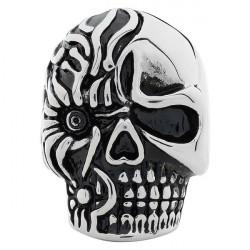 Bague Zippo Skull